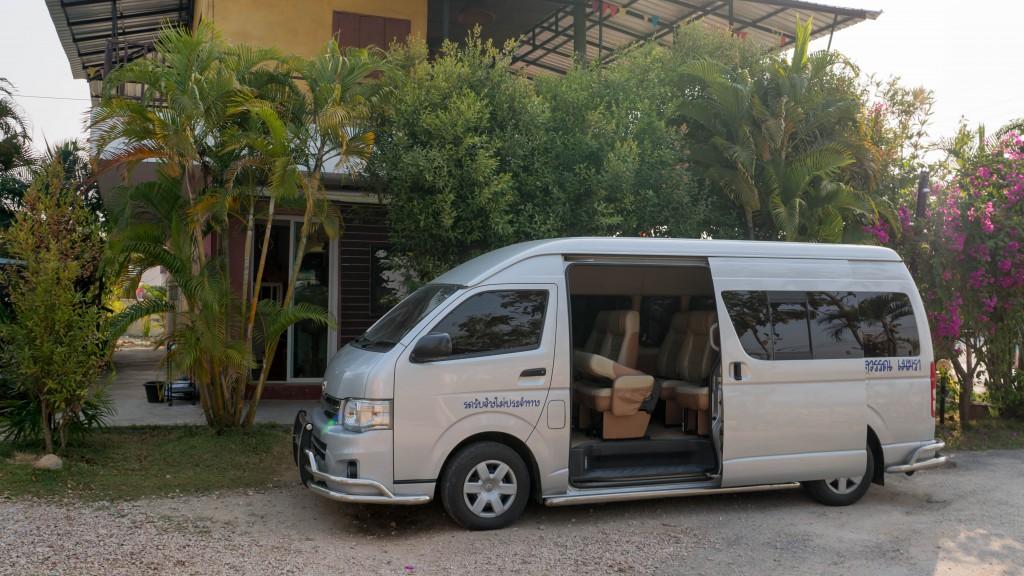 Visa-Run von Chiang Mai nach Mae Sai