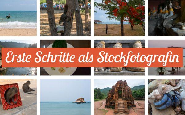 Erste Schritte als Stockfotografin