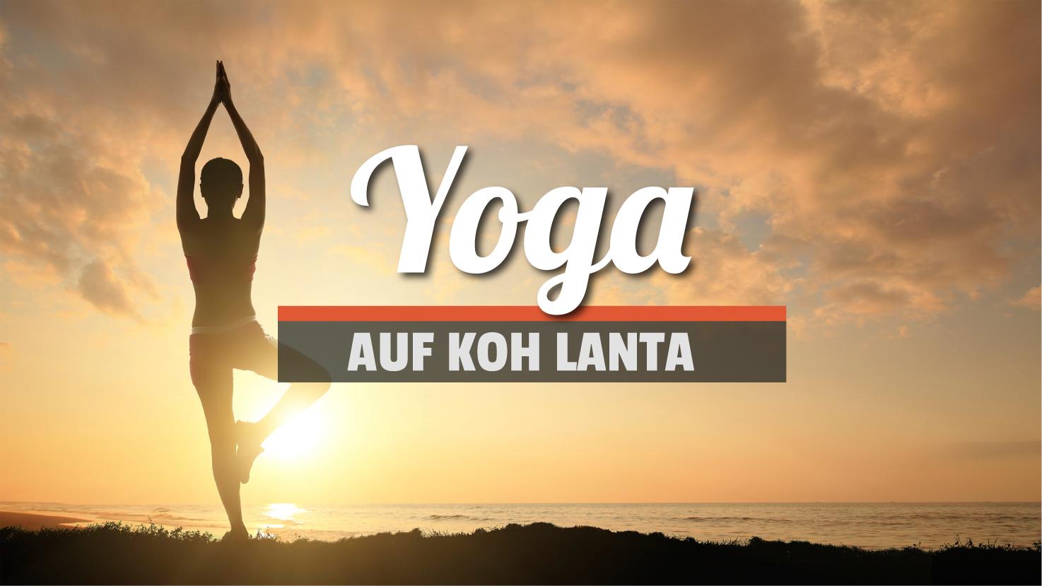 Yoga auf Koh Lanta
