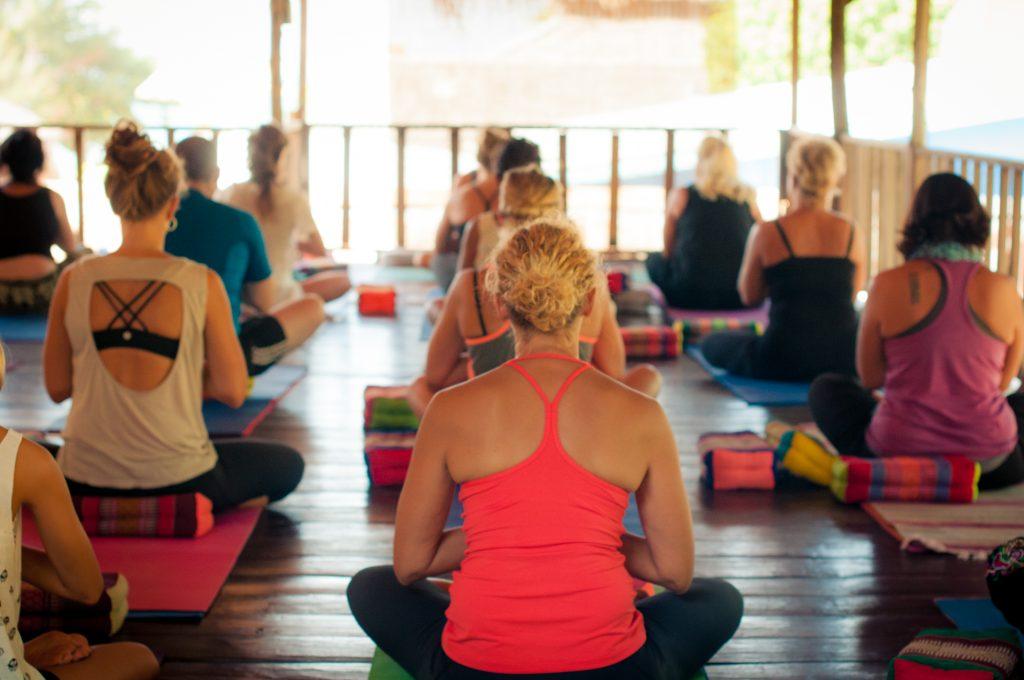 Oasis Yoga auf Koh Lanta