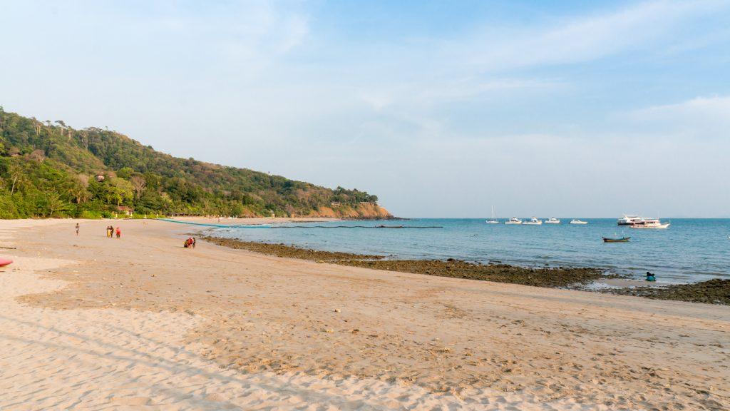 Die Kantiang Bay auf Koh Lanta