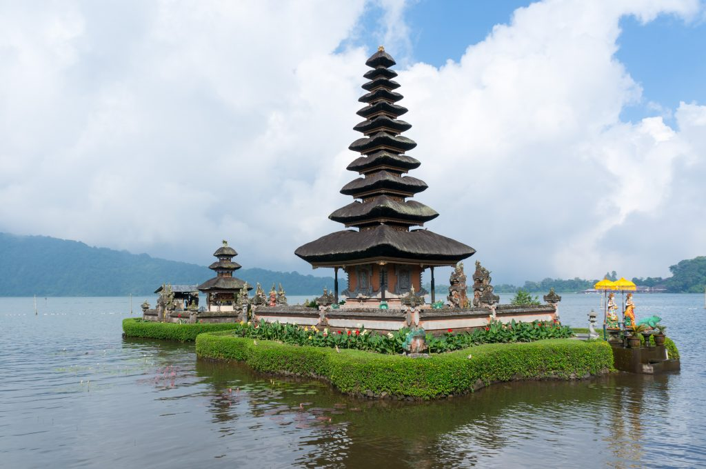 Der Wassertempel Pura Ulun Danu Bratan