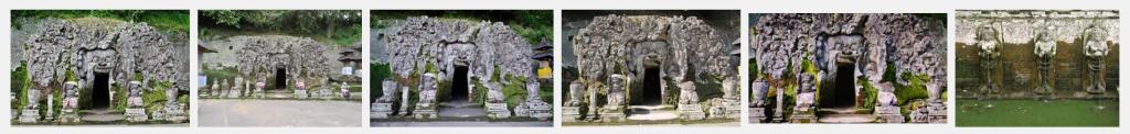"""Eine Google-Suche nach """"Goa Gajah"""" zeigt, dass die Höhle als Motiv für eine Refotografie geeignet sein sollte."""