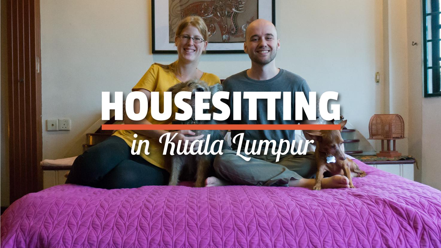 Housesitting in Kuala Lumpur als digitale Nomaden