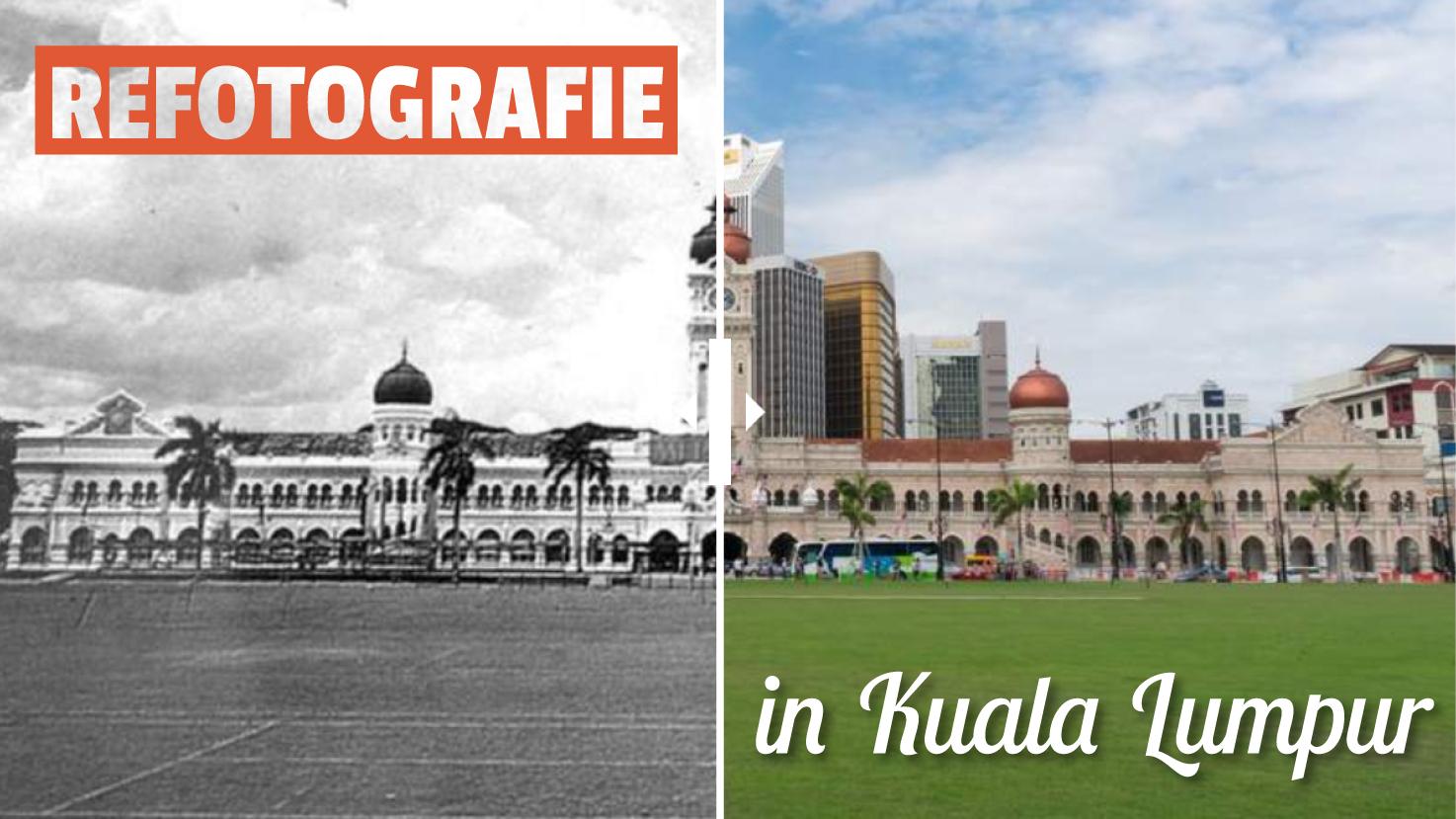 Refotografie in Kuala Lumpur