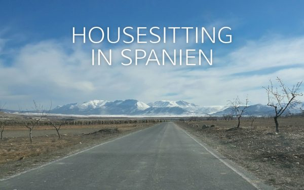 Housesitting in Spanien