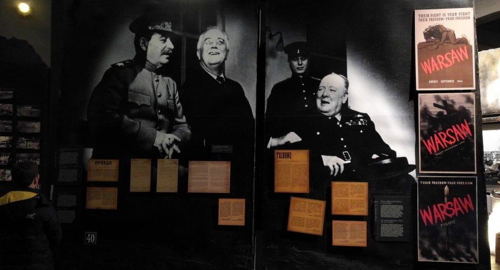 Das Uprising Museum würden wir nicht noch einmal besuchen.