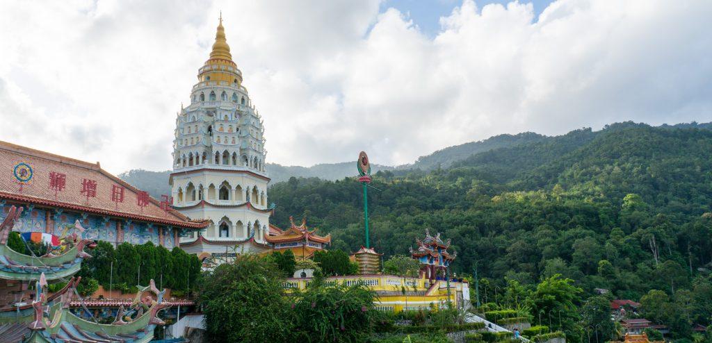 Der Kek Lok Si Tempel in Penang